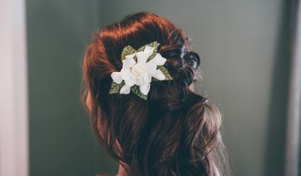 Badass Bridal Hair 1