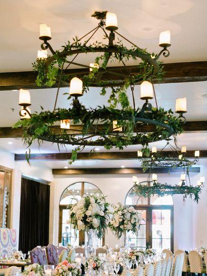 Overhead decorations