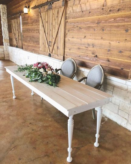 Fowler Farm Table