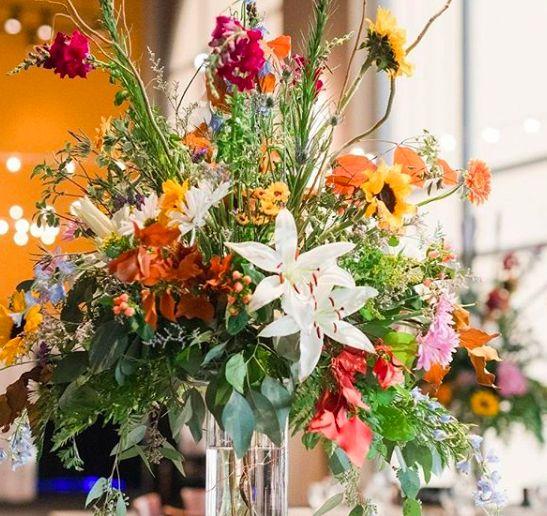 Flower tablr
