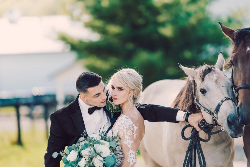 Wedding of Riley + Chris