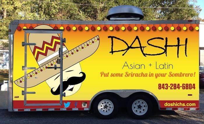 Dashi food truck