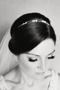 Makeup for the bride