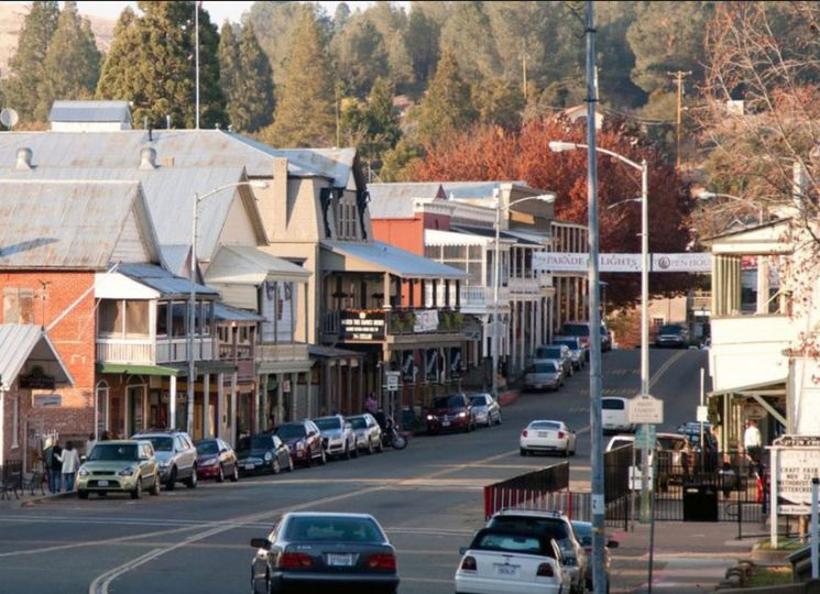 Sutter Creek Main Street