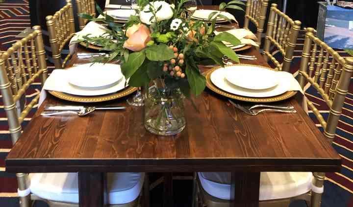 Country Garden Tables