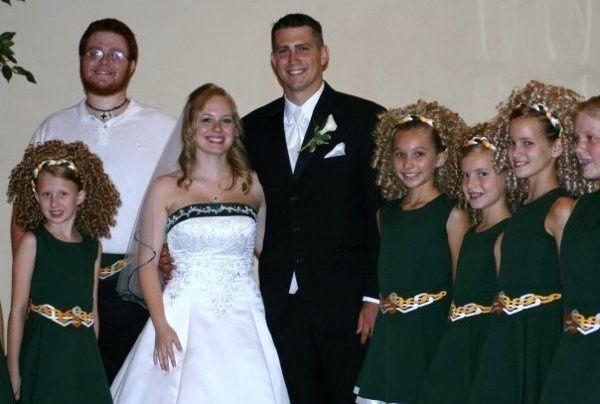 Bralley-Dalton Wedding  Irish Step Dancers San Marcos, TX