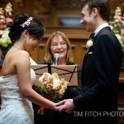 Tmx 1443040419242 Pearl And Taylor July 2014 Blue Mounds, Wisconsin wedding officiant