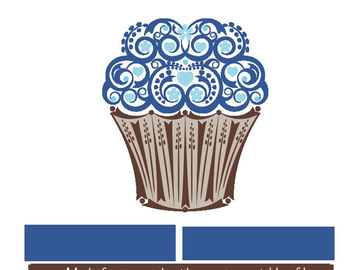 Tmx 1409578387428 Cbm Logo Vertical West Harrison wedding cake