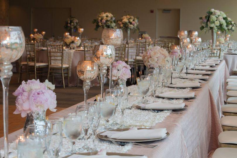 Banquet table - Dana Ashley Events