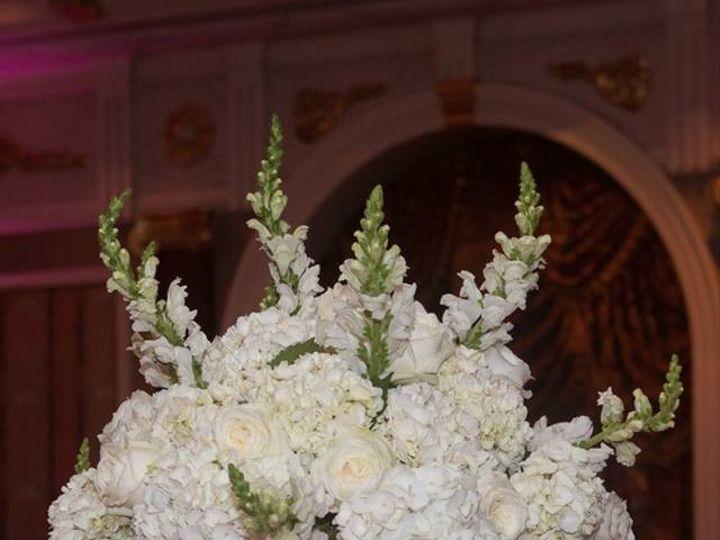 Tmx 1468253156281 Damianocenterpiece Midland Park wedding florist