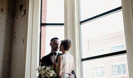 The wedding of Myra and Jose