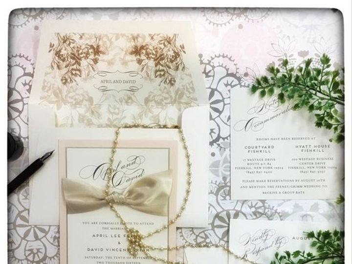 Tmx Fall In Garrison New York 51 168523 Chappaqua, NY wedding invitation