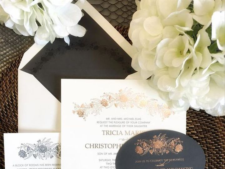 Tmx Fall Wedding South Salem New York 51 168523 Chappaqua, NY wedding invitation