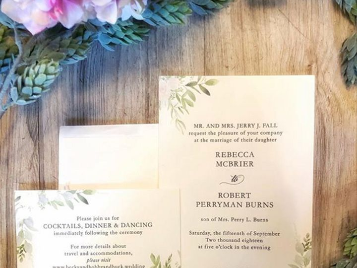 Tmx Screen Shot 2019 05 02 At 6 41 09 Pm 51 168523 1556837144 Chappaqua, NY wedding invitation
