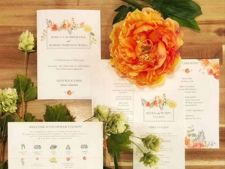 Tmx September Connecticut Farm 51 168523 Chappaqua, NY wedding invitation