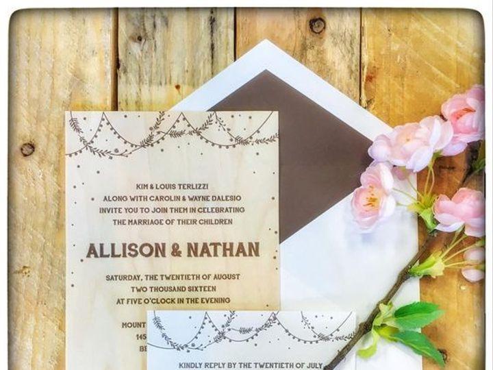 Tmx Summer Barn Wedding 51 168523 Chappaqua, NY wedding invitation