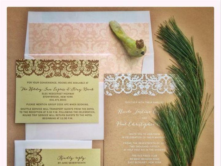 Tmx Summer In New York 51 168523 Chappaqua, NY wedding invitation