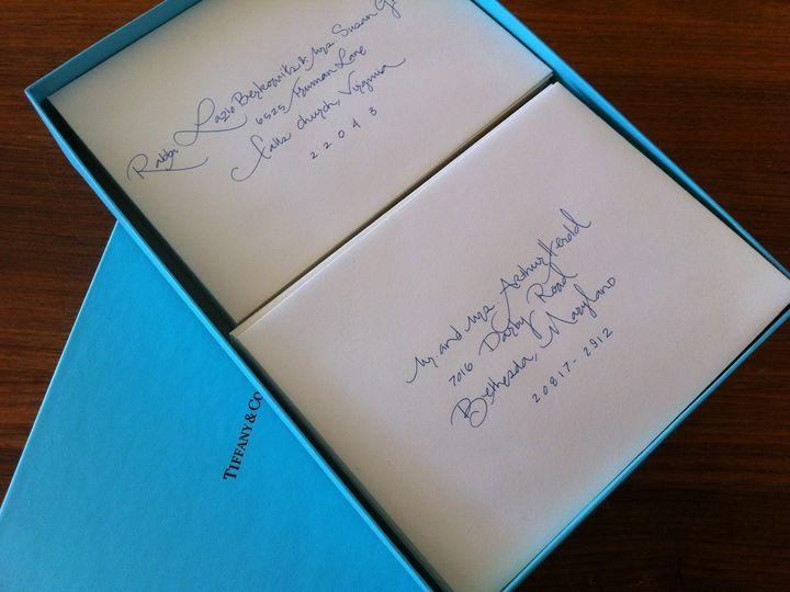 Tmx 1418747625074 Scripty Sample 4 Front Royal, District Of Columbia wedding invitation