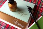 Pretty Mail Calligraphy image