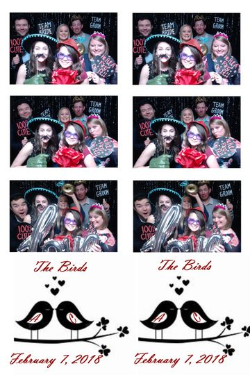 Photos from booth
