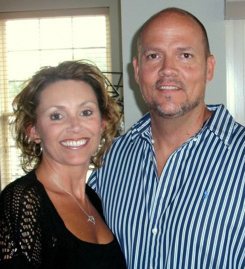 Owners, Premier Concierge...  Roy Johnson and his wife, Tracie