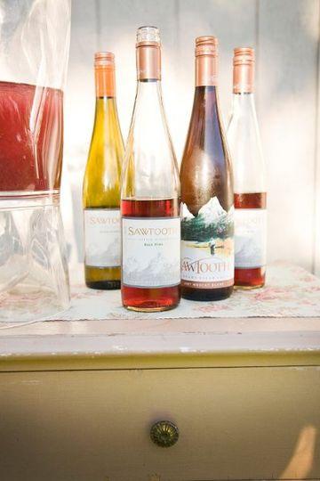 Award Winning Wine *Photo by Tana Photography