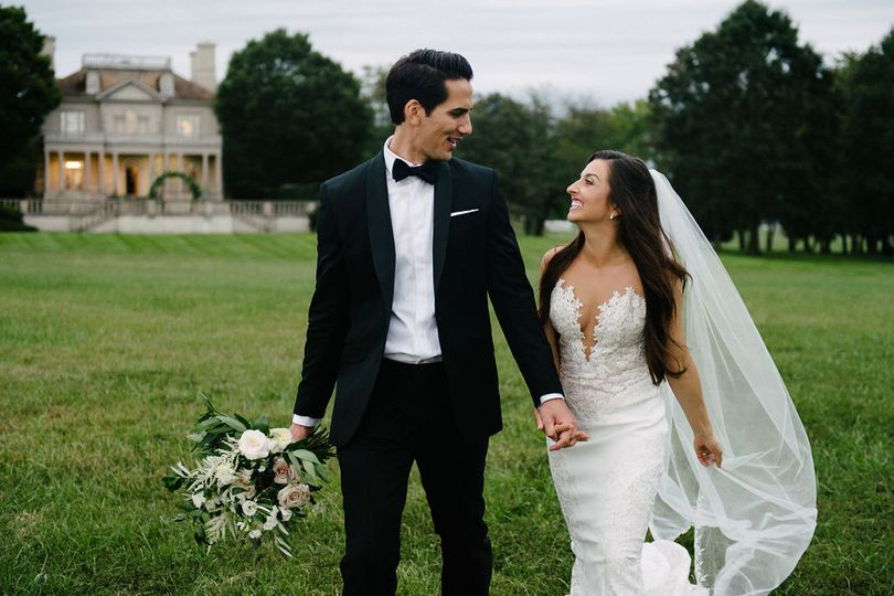 Wedding at Great Marsh Estate