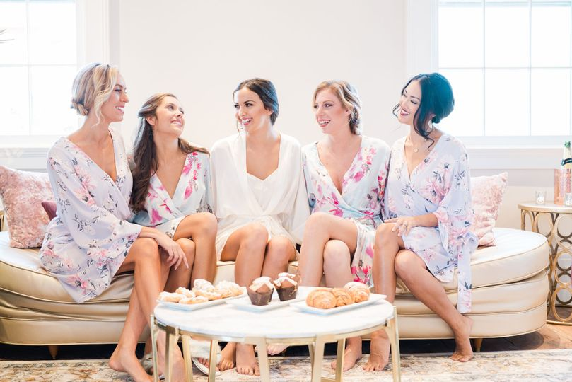 Bridal Party Robes & PJs
