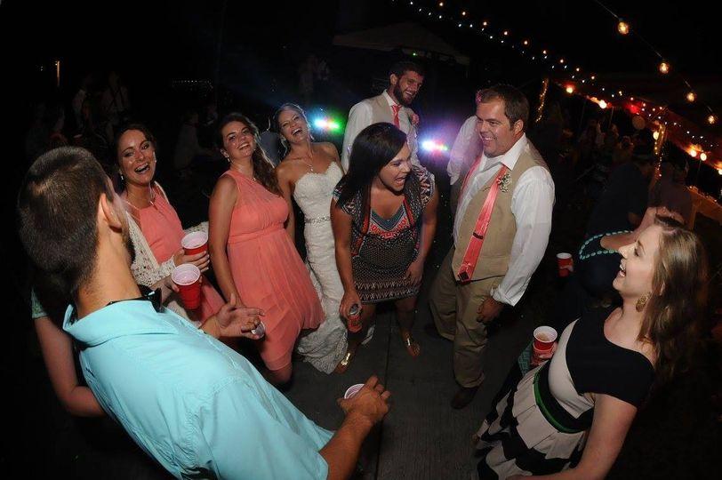 Rustic Wedding Celebration
