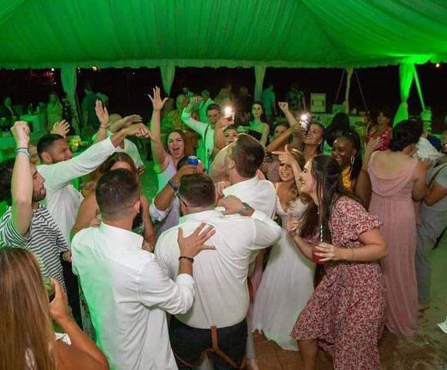 Wedding at Beach House HHI