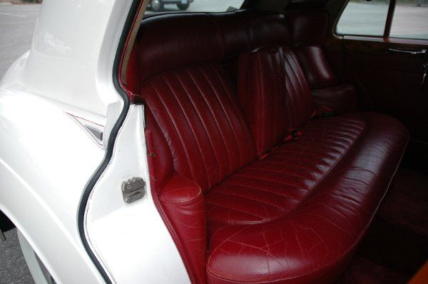 "Interior of ""The Countess""- Monarch limousines"