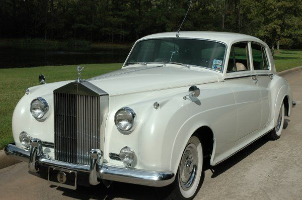 "1962 Rolls Royce Cloud II- ""the Duchess"""