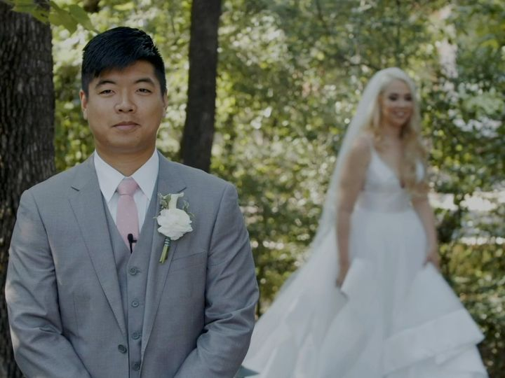 Tmx Zpro Films Ashton Gardens Corinth Wedding Ceremony Bride Groom First Look 51 1024623 158010705243701 Allen, TX wedding videography
