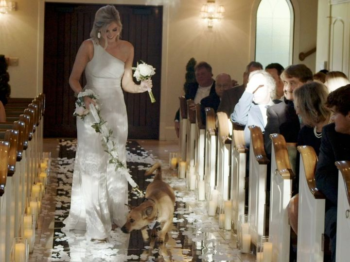 Tmx Zpro Films Ashton Gardens Corinth Wedding Ceremony Bridesmaid Dog 51 1024623 158010703696823 Allen, TX wedding videography