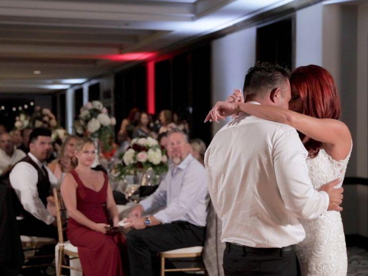 Tmx Zpro Films Bella Donna Chapel Mckinney Wedding Reception Bride Groom First Dance 51 1024623 158010709389719 Allen, TX wedding videography