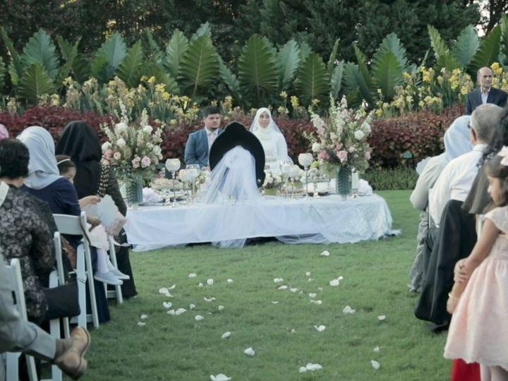 Tmx Zpro Films Dallas Arboretum Bride Groom Garden Wedding Ceremony Persian Muslim 2 51 1024623 158010687875325 Allen, TX wedding videography