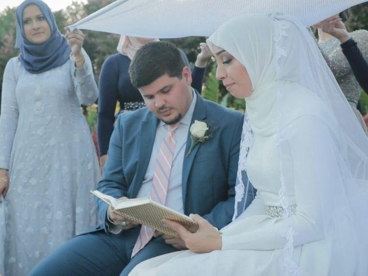 Tmx Zpro Films Dallas Arboretum Bride Groom Garden Wedding Ceremony Persian Muslim 51 1024623 158010689052492 Allen, TX wedding videography
