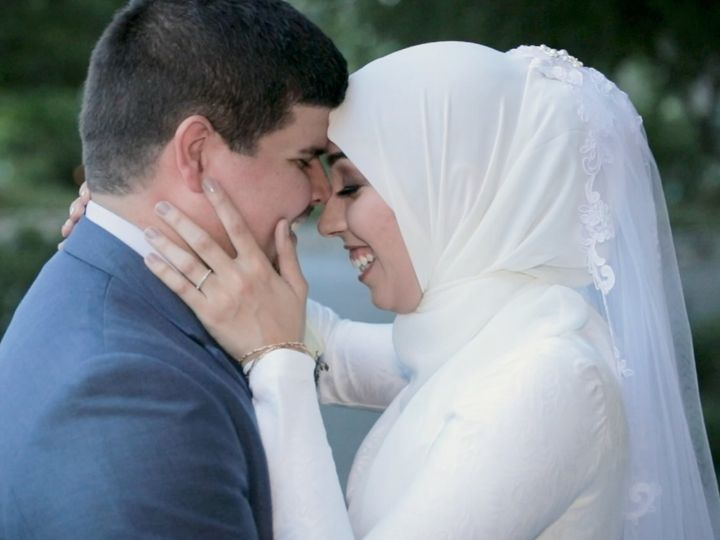 Tmx Zpro Films Dallas Arboretum Bride Groom Wedding Hijab First Look 3 51 1024623 158010689277701 Allen, TX wedding videography