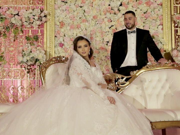 Tmx Zpro Films Renaissance Hotel Dallas Addison Palestinian Couple Muslim Wedding Reception Bride Groom Romantic Portraits 2 51 1024623 158010698423010 Allen, TX wedding videography