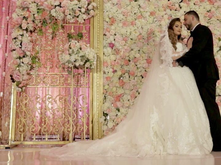 Tmx Zpro Films Renaissance Hotel Dallas Addison Palestinian Couple Muslim Wedding Reception Bride Groom Romantic Portraits 51 1024623 158010700052448 Allen, TX wedding videography