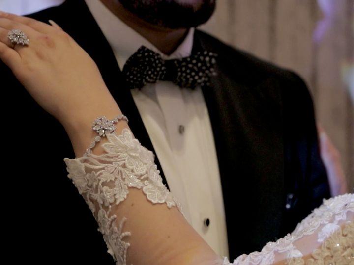 Tmx Zpro Films Renaissance Hotel Dallas Addison Palestinian Couple Muslim Wedding Reception Bride Wedding Ring Details 51 1024623 158010696439074 Allen, TX wedding videography