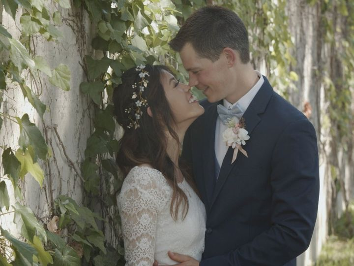 Tmx Zpro Films Robert Carr Chapel Tcu Bride Groom First Look 5 51 1024623 158010703316128 Allen, TX wedding videography