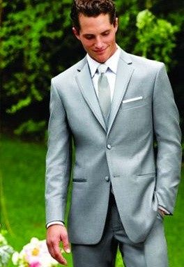 Grey is the new black! Our most popular color for 2015, Christine's Bridal, Prom & Tux is proud to...