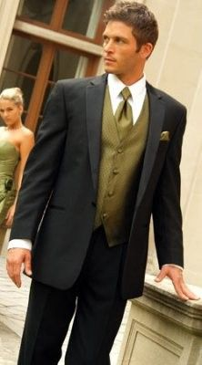 Grooms to be look no further than the menswear experts at Christine's Bridal, Prom & Tux! Serving...