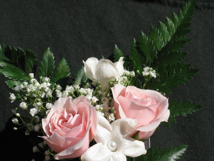 Tmx 1380396133952 Roseboutonniere Hartland Four Corners wedding dress