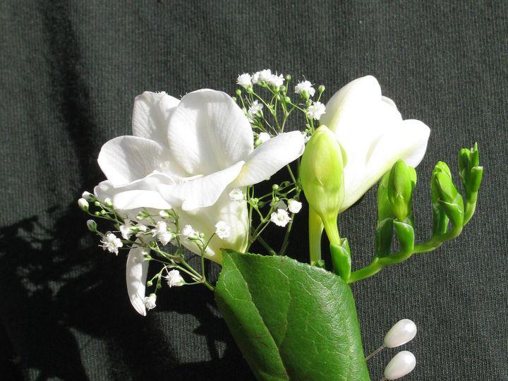 Tmx 1380396211061 Stephanotisboutonnier Hartland Four Corners wedding dress