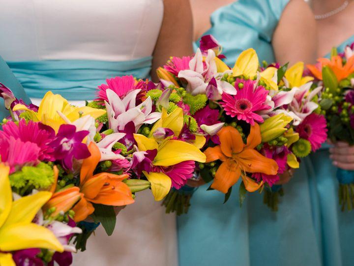Tmx 1380396938642 Bmaidsbouquets3 Hartland Four Corners wedding dress