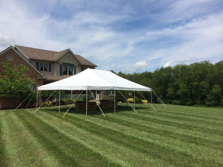 Tmx 1431457263372 2 X 30 Tent Photo Jun 27 12 39 46 Pm Akron, OH wedding rental