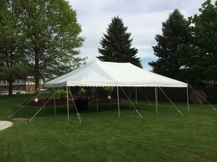 Tmx 1431457346057 2x30 Tent Photo May 22 6 04 34 Pm Akron, OH wedding rental