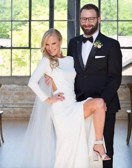 Bride and groom - Jason Kaczorowski Photography